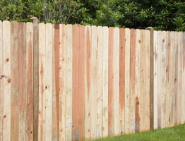 clarksville wood fence contractor
